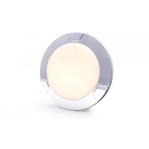 Lampa LED oświetlenia wnętrza okrągła 12V-24V 992