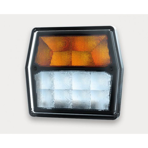 Multifunctional LED front lamp 12V FT-225
