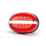 Multifunktionale LED-Rückleuchte 12V/24V 1461