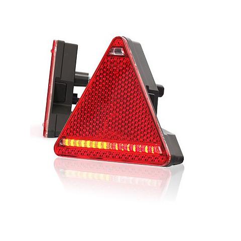 Lampa LED zespolona tylna 4-funkcyjna LEWA (324)