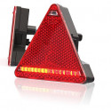 Multifunctional LED rear lamp 4-functional LEFT (324)