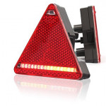 Multifunctional LED rear lamp 4-functional RIGHT (330)