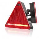 Lampa LED zespolona tylna 4-funkcyjna PRAWA (330)