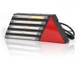 Lampa LED zespolona tylna 6 funkcji LEWA (331/i)