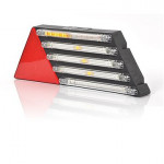 Multifunctional LED rear lamp 6 functions RIGHT (334/i)