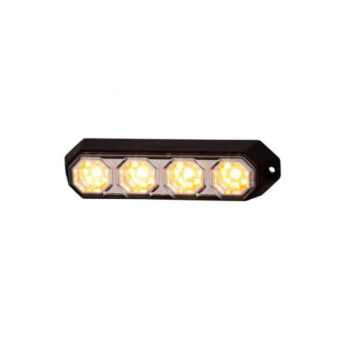 Warning LED lamp 12/24V LDO2258