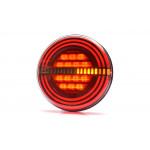 LED Rückleuchte LKW PKW Anhänger 3 Funktionen 12V-24V 1353DD