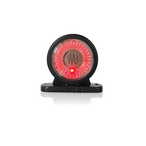 Lampa LED zespolona obrysowa przednio-tylna (449)
