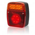 LED Rückleuchte LKW PKW Wohnmobil Wohnwagen Anhänger Leuchte 12V-24V 475