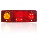 LED Rückleuchte LKW PKW Wohnmobil Wohnwagen Anhänger Leuchte 12V-24V 483