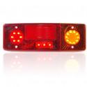 LED multifunctional rear lamp WE551DP (484)