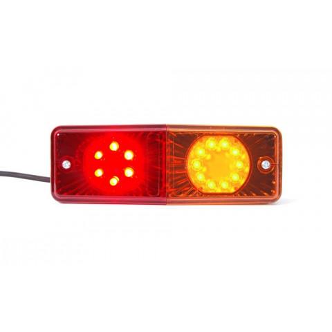 Lampa LED zespolona tylna W072UD (487)