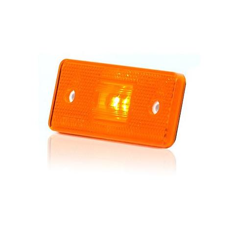 Lampa LED zespolona pozycyjna boczna W17D (101P)