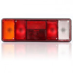 Multifunctional rear lamp 7 functions W09L LEFT (53)