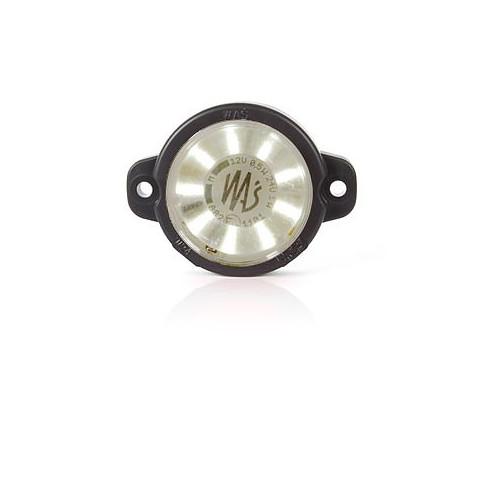 Lampa LED obrysowa przednia W24W (519)