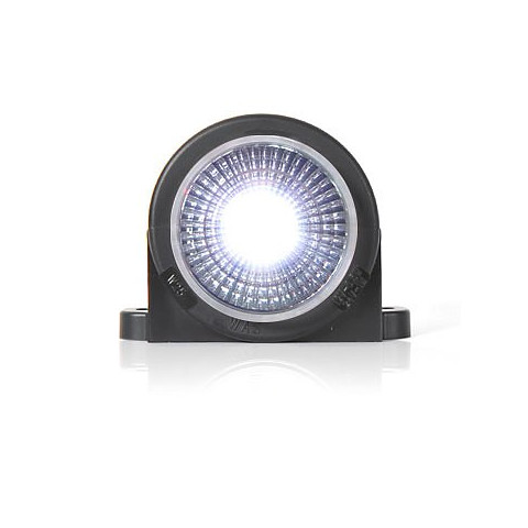 Lampa LED obrysowa przednia W25RF (529)