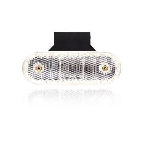 Lampa LED obrysowa przednia W47WW (536Z)