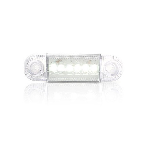 Lampa LED obrysowa przednia W76.2 (558)