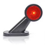 Lampa LED obrysowa przednio-tylna LEWA (637L)