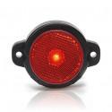 LED Hintere LKW PKW Anhänger Umrissleuchte Begrenzungsleuchte 12V-24V 652