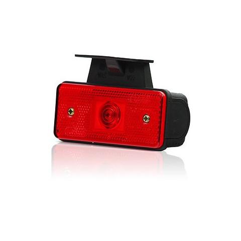 Lampa LED zespolona obrysowa tylna W17D (103KZ)