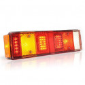 LED Rückleuchte LKW PKW Wohnmobil Wohnwagen Anhänger Leuchte 12V-24V 656