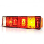 LED combination rear lamp 8 functions RIGHT (657)