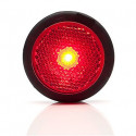 LED rear end-outline lamp red round (679)