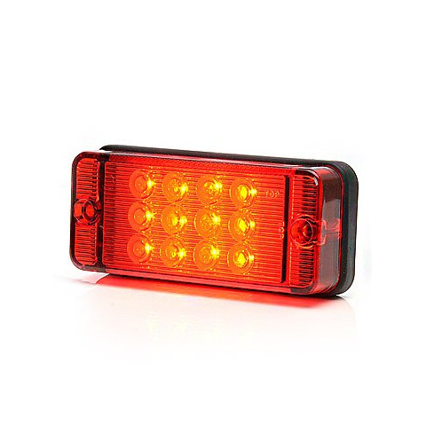Lampa LED przeciwmgielna W83D (700KR)