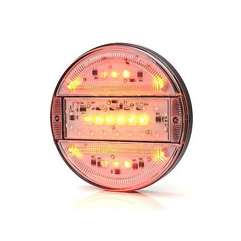 Lampa LED zespolona tylna 3-funkcyjna SLIM (743)