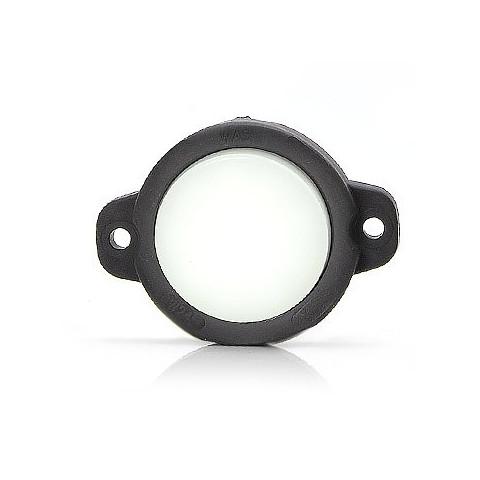 Lampa LED neonowa pozycyjna przednia biała (782)