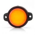 Lampa LED neonowa pozycyjna boczna żółta (784)