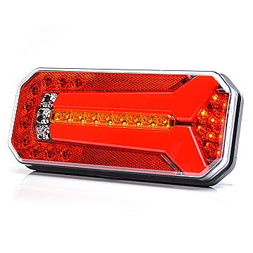 Lampa LED zespolona tylna 4 funkcje 1113 L/P